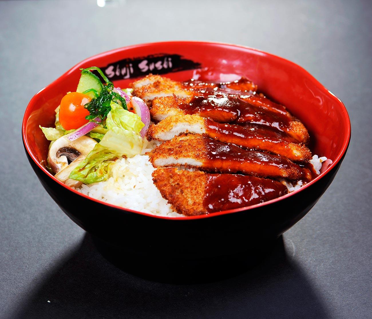Tonkatsu Don